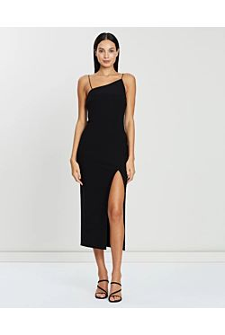 Dominique Asymmetrical Dress