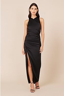 Selar Draped Dress