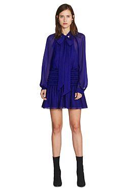 Garland Long Sleeve Dress