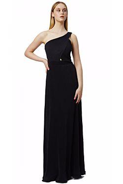 Dior Gown - Black