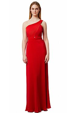 Dior Gown - Red