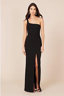 Camden Gown - Black