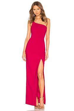 Camden Gown - Scarlett