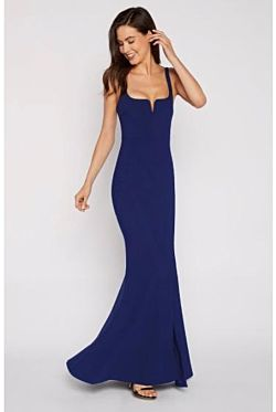 Constance Gown - Navy