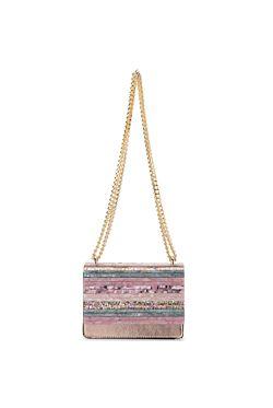 Chloe Glitter Acrylic Bag