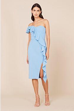 Montecarlo Midi Dress