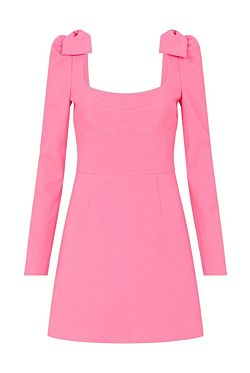 Love Mini Dress - Pink