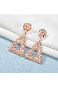 Harper Earring - Rose Gold