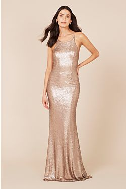 Sadie Sequin - Gold